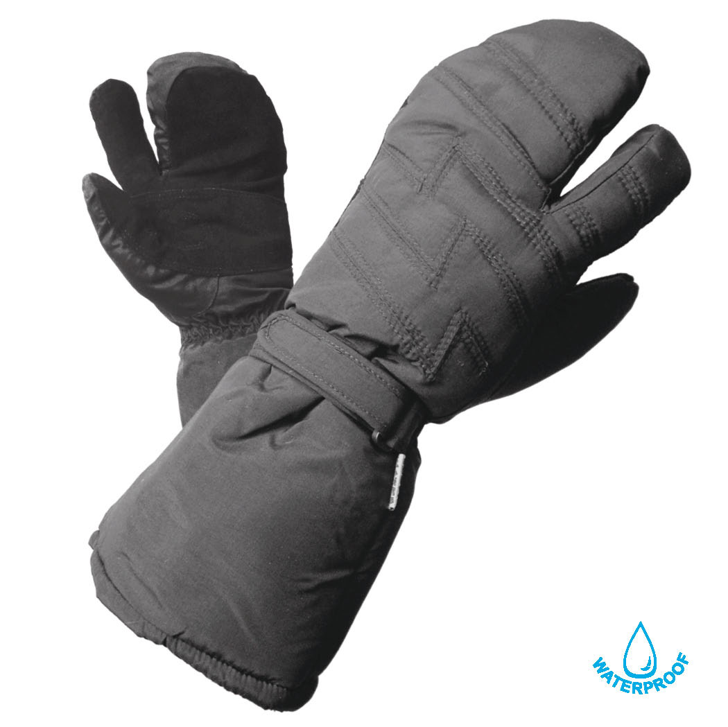 Gloves With Fingertips Out: What's Warmest: Snowmobile Gloves, Or Snowmobile Mittens