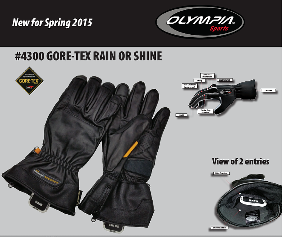 4300_Gore_Tex_Rain_shine_Motorcycle_Glove