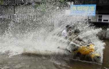 Rain-Mumbai