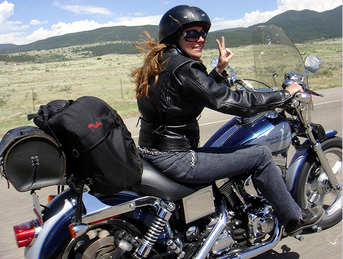 12 Great Attention Worthy Blogs For Women Motorcycle Riders