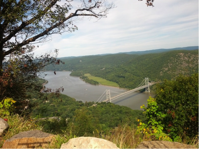 Favorite Local Motorcycle Routes:  New York (Bear Mountain)